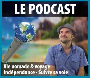 Podcast Voyage d'Instinct Voyageur